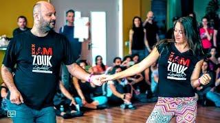 Naldo Benny - Faz Sentir - Luděk Lužný & Monika Horáková - Amsterdam Brazilian Dance Festival 2017