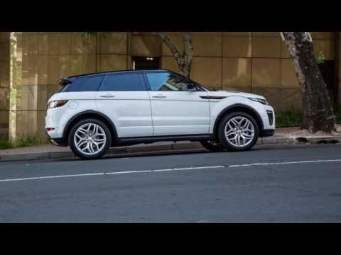 Landrover Range Rover Evoque Внедорожник класса J - рекламное видео 5