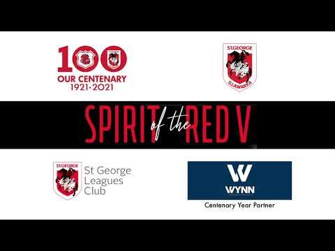 Spirit of the Red V - Centenary Launch 29/10/2020