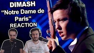 """""""Dimash Kudaibergen - Notre Dame de Paris"""" Reaction"""