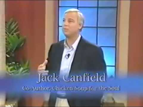 6 STEPS IN MAKING YOUR DREAMS COME TRUE By Jack Canfield