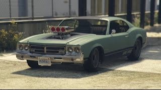 How to get RARE worn sabre Turbo Paint job { GTA Online }