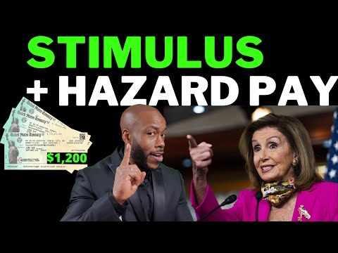 RELIEF AGREEMENT!! Second Stimulus Check Update + $1200 Stimulus Package Update Unemployment