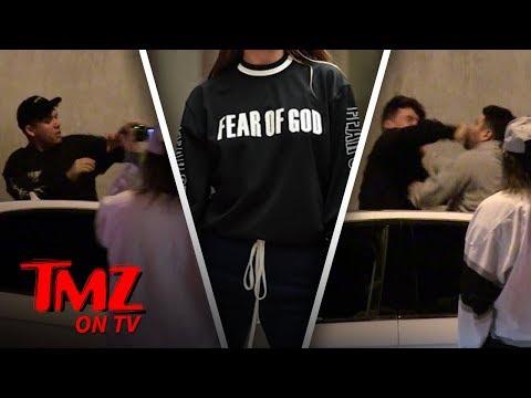 We've Got A Hipster Fight!   TMZ TV