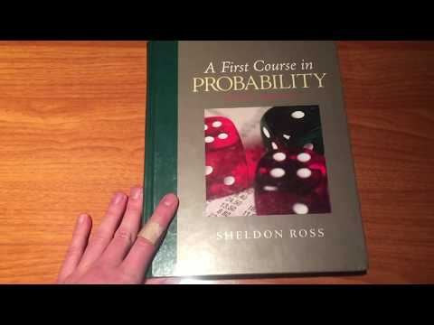 A First Course In Probability Book Review - YouTube