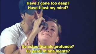 Enrique Iglesias - Hero (Live) (Legendado/Lyrics)