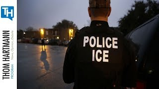 ICE Removes Records Of Abuse, What Will They Get Away With Next?