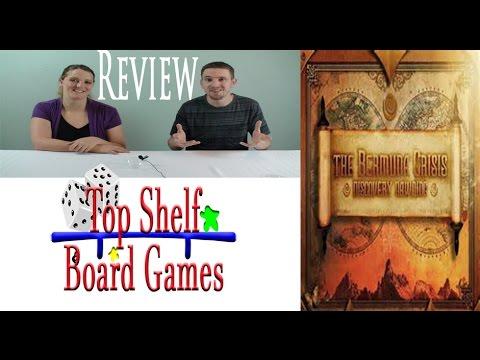 Top Shelf Board Games The Bermuda Crisis Discovery Dawning