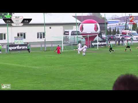 2 liga: Stal Stalowa Wola - Olimpia Elbląg 1-0 [WIDEO, SKRÓT MECZU]