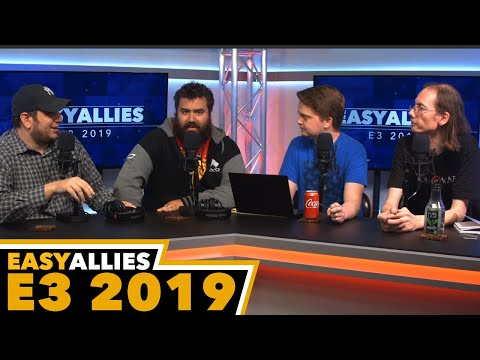 The Completionist x Easy Allies - Impressions Day 4.3 - E3 2019