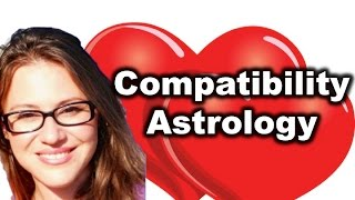 The Most Compatibile Relationships. Sun, Moon Ascendant Inter-aspects.