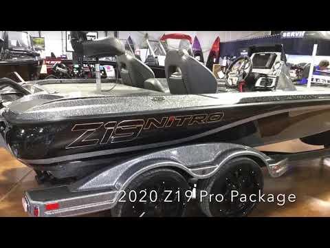 Nitro Z19 Pro video