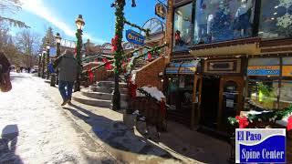 A Quick Tour Of Downtown Breckenridge Colorado