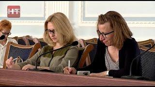 В Великий Новгород прибыла группа журналистов из Германии