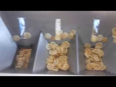 Sabudhana Chips  Packing Machine