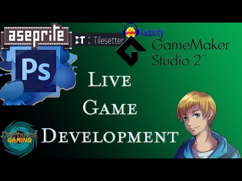 Coding the Save and Load functions in a GMS2 RPG - Aseprite - Photoshop - GameMaker Studio 2