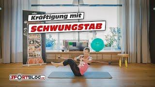 25 Min Ganzkörper-Workout mit Flexibar