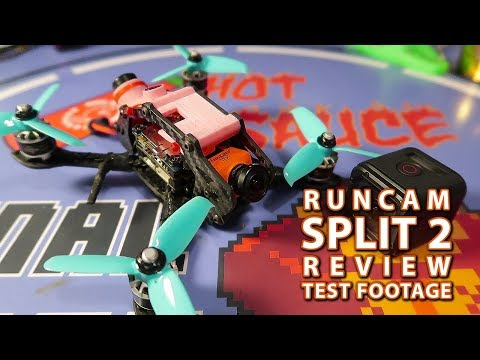 Kurzer Produkt Review Runcam Split V2 (Deutsch)
