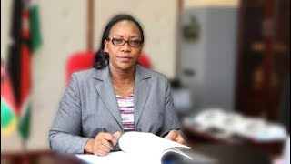 Sicily Kariuki on salaries that will be paid to Cuban doctors