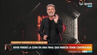 El partido de River, lo poco de Flamengo hasta el final, el rol de Gabigol, los cambios de Gallardo y más. El análisis de Diego Díaz luego de la final entre River y Flamengo por la Copa Libertadores 2019.