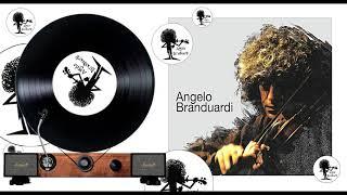 Angelo Branduardi  -  e sei vento, sei tempo, sei la terra che ho     ( il giradischi )