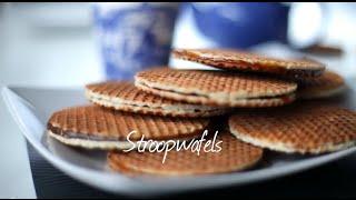 Stroopwafel recipe - How to make stroopwafels