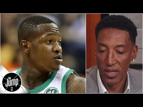 Terry Rozier would be a 'great fit' for the Bulls - Scottie Pippen | The Jump