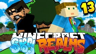 Minecraft: SKYREALMS | A NEW SKYWARS UPDATE?!