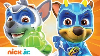 PAW Patrol Mighty Pups Charged Up ⚡ Ep. #5 ???? Nick Jr.
