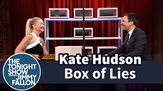 Box Of Lies With Kate Hudson    Part 2