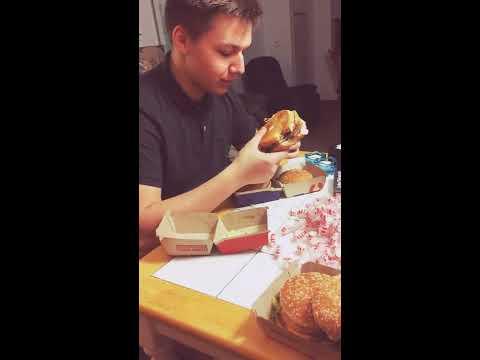 ORIGINAL Mac Jr. Big Mac and Grand Mac challenge