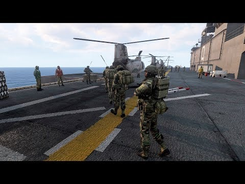 Download Arma 3 Zombies And Demons Mod Border Video 3GP Mp4 FLV HD