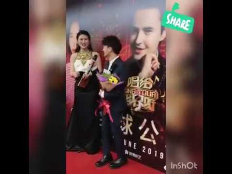 20190602 唱给世界听悉尼总决赛·周深 Zhou Shen 红毯飯拍