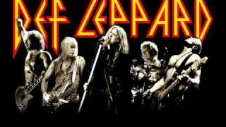 Def Leppard Gods Of  War (with lyrics)