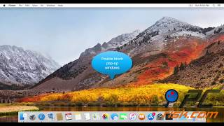 How to block pop-up scams on a Mac computer?