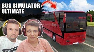 Yeni O403 İle Antalya-Ankara Seferimiz   Bus Simulator Ultimate
