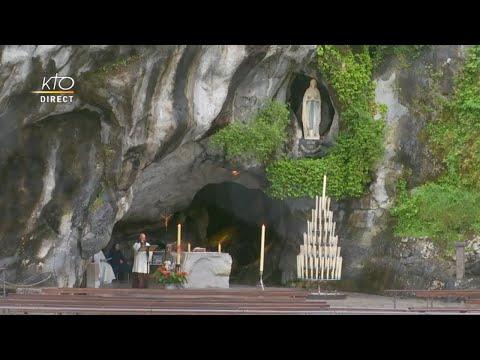 Messe du 16 mai 2020 à Lourdes