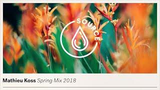 Mathieu Koss   Spring Mix 2018
