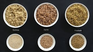 Fool Proof Method for Cooking Grains – Kitchen Conundrums with Thomas Joseph