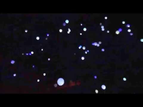 Suelta de Globos con LEDs