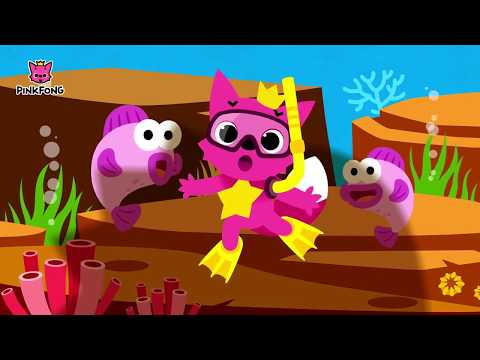 Baby Shark Dance  Sing and Dance!  Animal Songs  PINKFONG Songs for Children