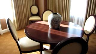 Tour of the Executive Suite at the Gaylord National Harbor