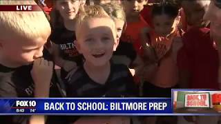 Back to school: Biltmore Prep