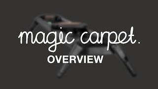 Magic Carpet - Camera Slider + Motion Control