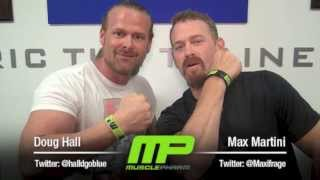 On The Pharm: actor Max Martini