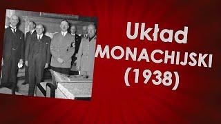 Upadek Czechosłowacji cz. 2 – Układ Monachijski