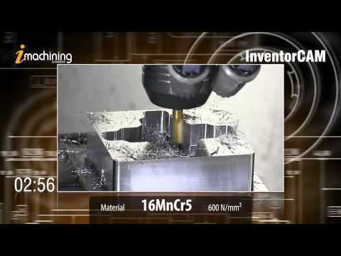 iMachining CAMvolution InventorCAM