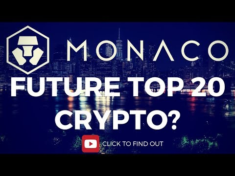 MONACO CARD REVIEW (2018) - NUMBER ONE COIN FOR MASS ADOPTION