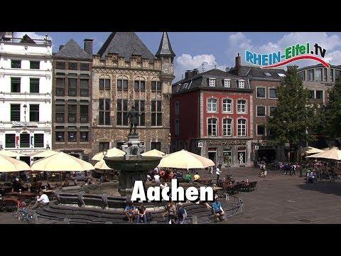 Aachen   Stadt   Sehenswürdigkeiten   Rhein-Eifel.TV