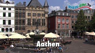 preview picture of video 'Aachen | Stadt | Sehenswürdigkeiten | Rhein-Eifel.TV'
